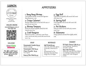 kobebay menu lunch p1b
